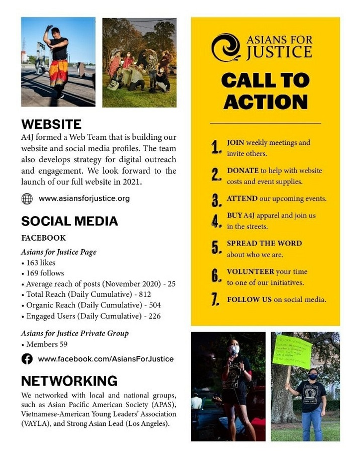 A4J Call to Action